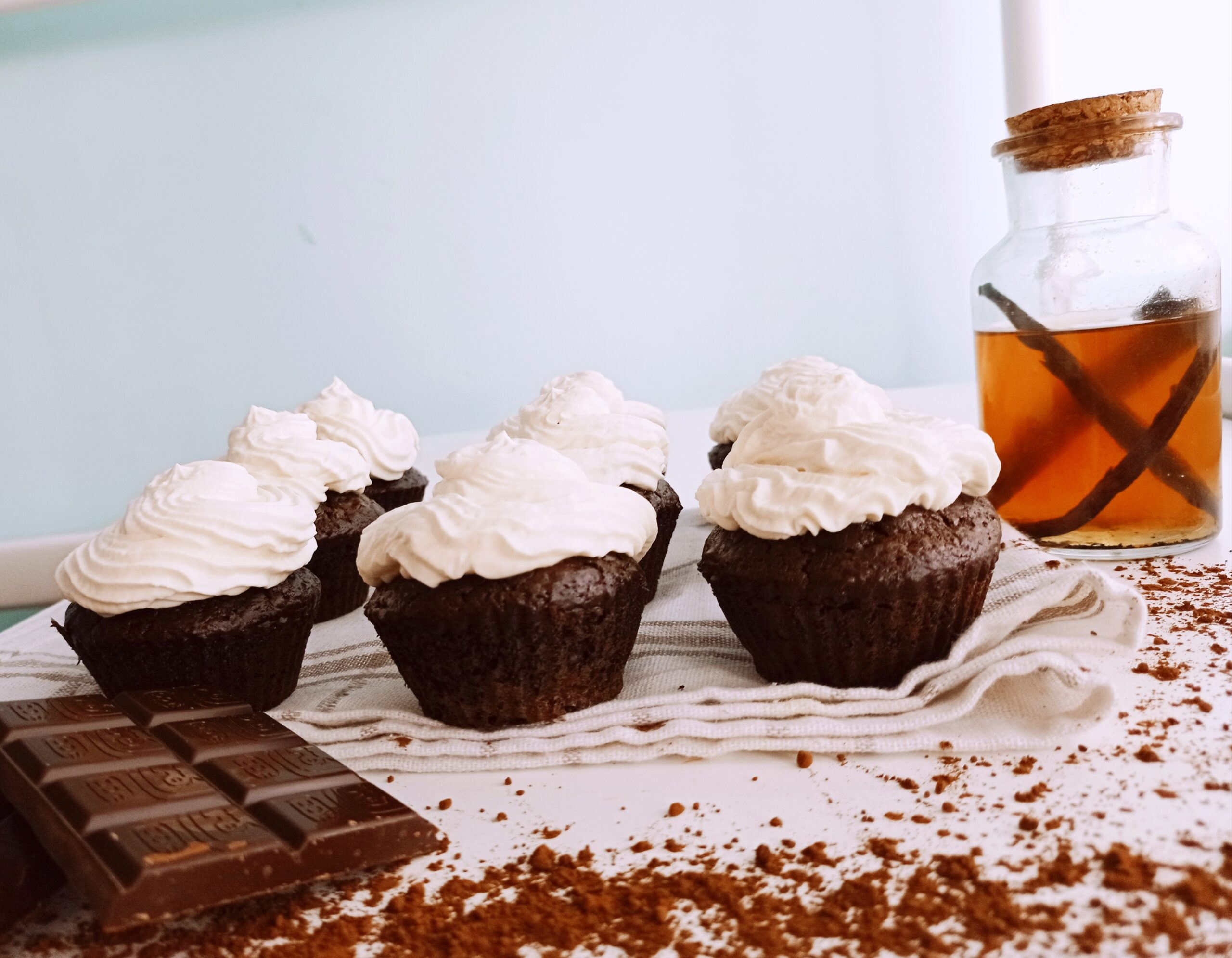 Najbardziej czekoladowe cupcakes